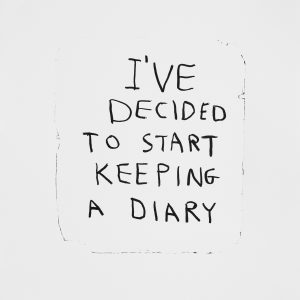 start-keeping-a-diary